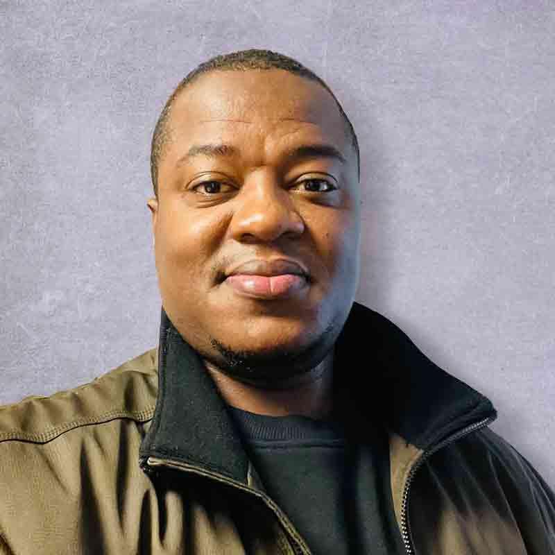 Ibrahim Kamara, MS, Social Worker